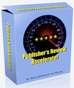 Publishers Review Accelerator Box